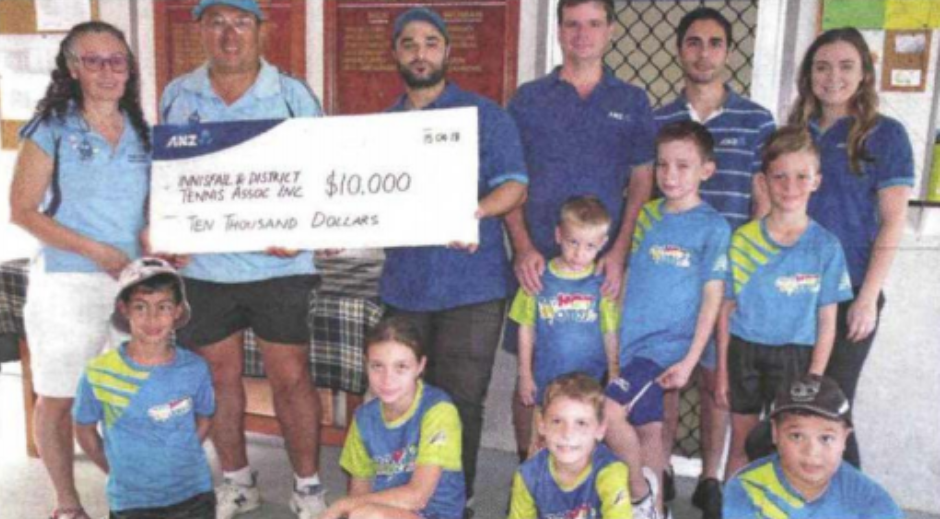 Innisfail & District Tennis Association