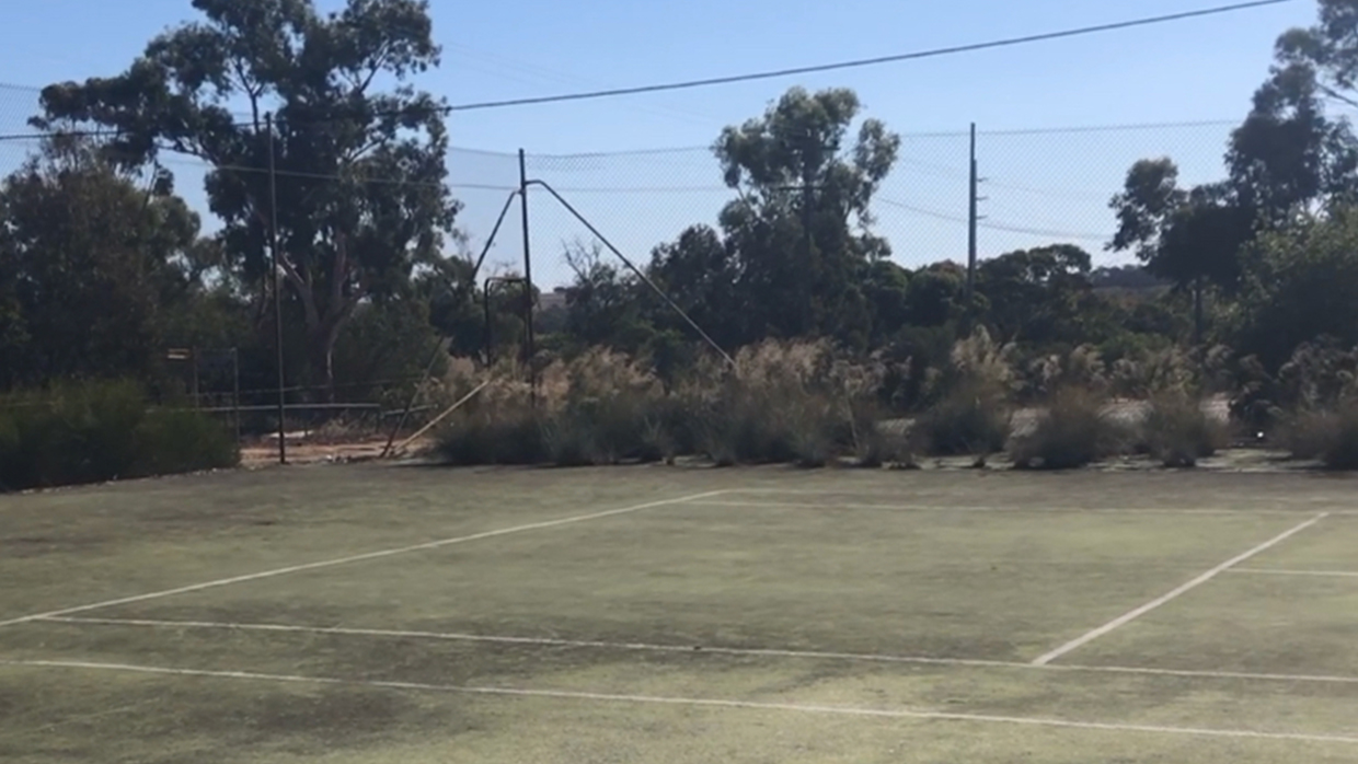 Wongan Hills Tennis Club